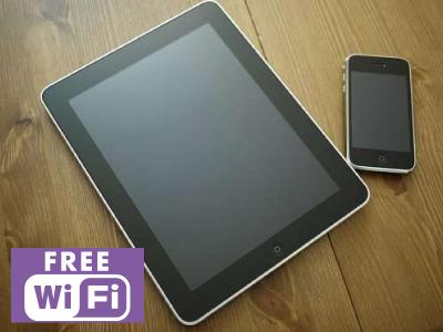 電子書籍無料Wi-Fi